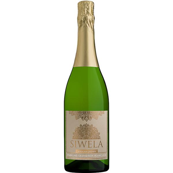 Siwela African Crown Sparkling Sauvignon Blanc LR