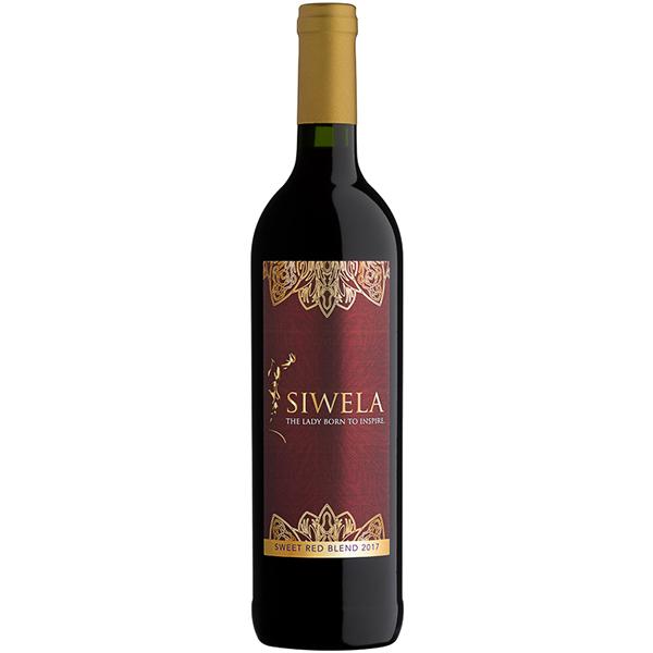 Siwela Sweet Red Blend 2017 LR